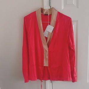 La Perla silk sleep wear new with tag